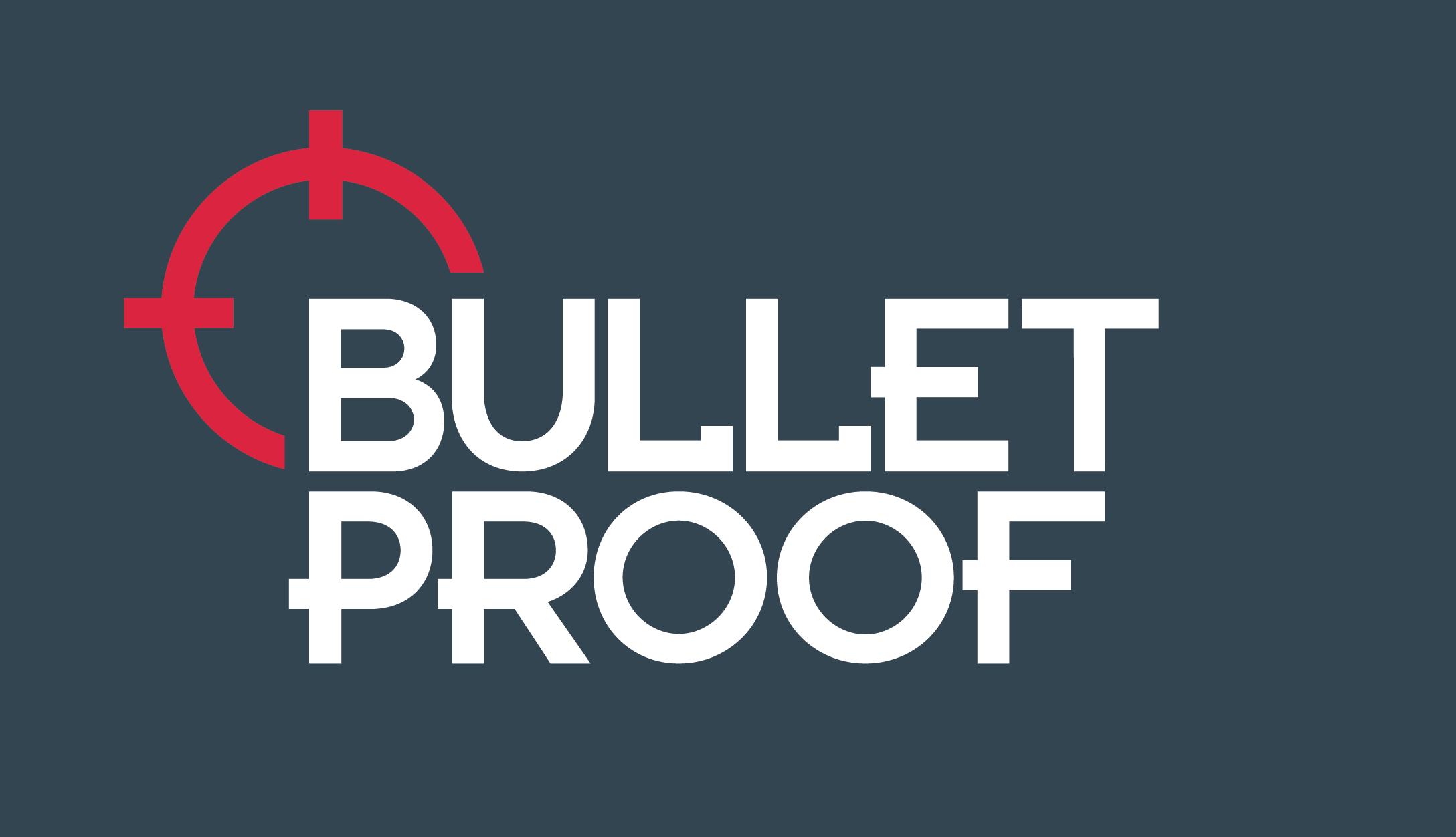 Bulletproof Logo Crest Fredzoller Com